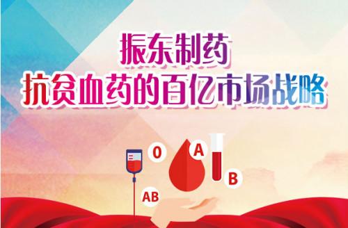 振东制药正式打开抗贫血药百亿市场,生产乳酸亚铁胶囊对抗贫血