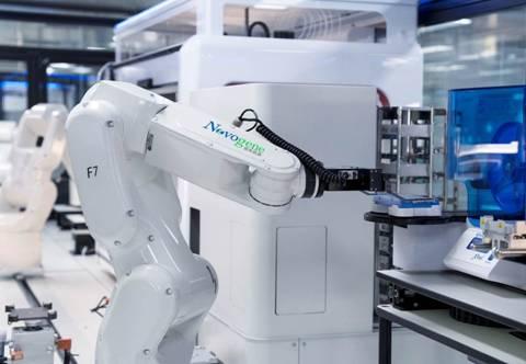 诺禾致源发布高通量测序领域首个多产品柔性智能交付平台 Falcon